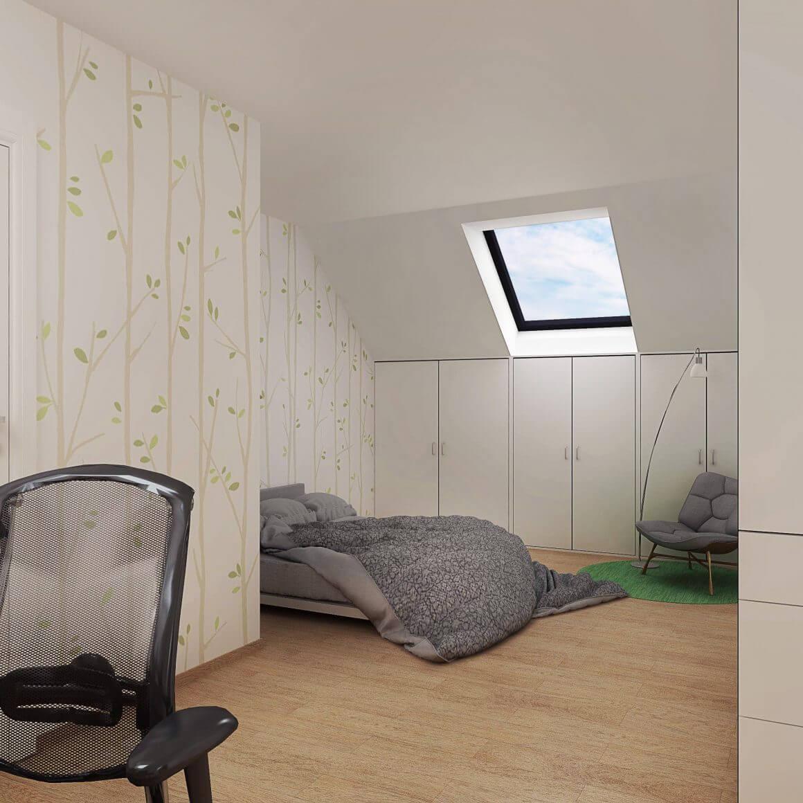 Residentie KAPUCIN interieur Leuven