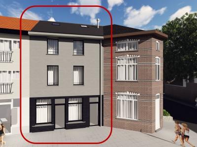Residentie KAPUCIN voorgevel Leuven