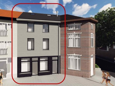 kapucin investeren in vastgoed Syus Leuven
