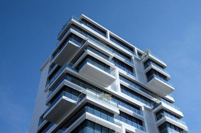 Verschuiving in vastgoed in Vlaanderen