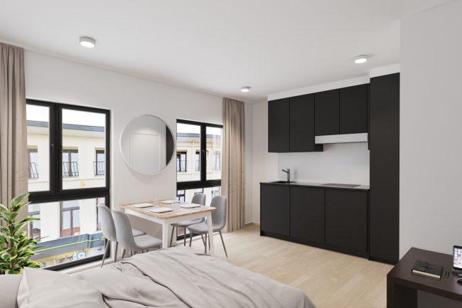 Waarom investeren in vastgoed in studio in Leuven